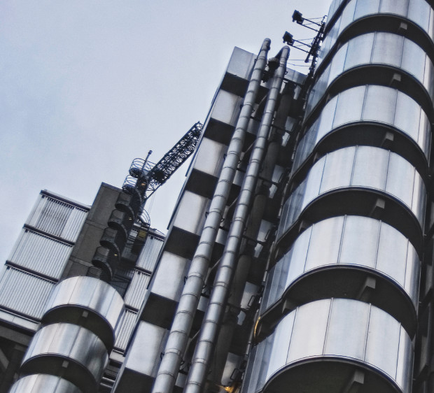 Lloyd's: from competition to co-operation